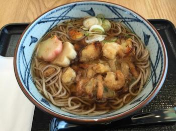 海鮮かき揚げ蕎麦2.JPG